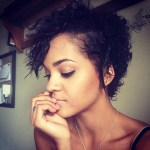 Short Cut For Natural Hair #biracial #curly #cut #mixed #natural pertaining to Short Haircuts For Biracial Teens