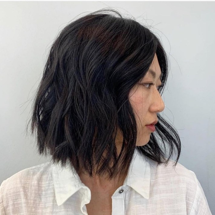 The Most Popular Haircuts For 2019 | Glamour intended for French Chic Shag Haircut