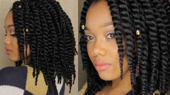 Tutorial   How I Crochet My Havana Mambo Twists 12 Inch ∆ Janet regarding Mambo Twist Hair Styles