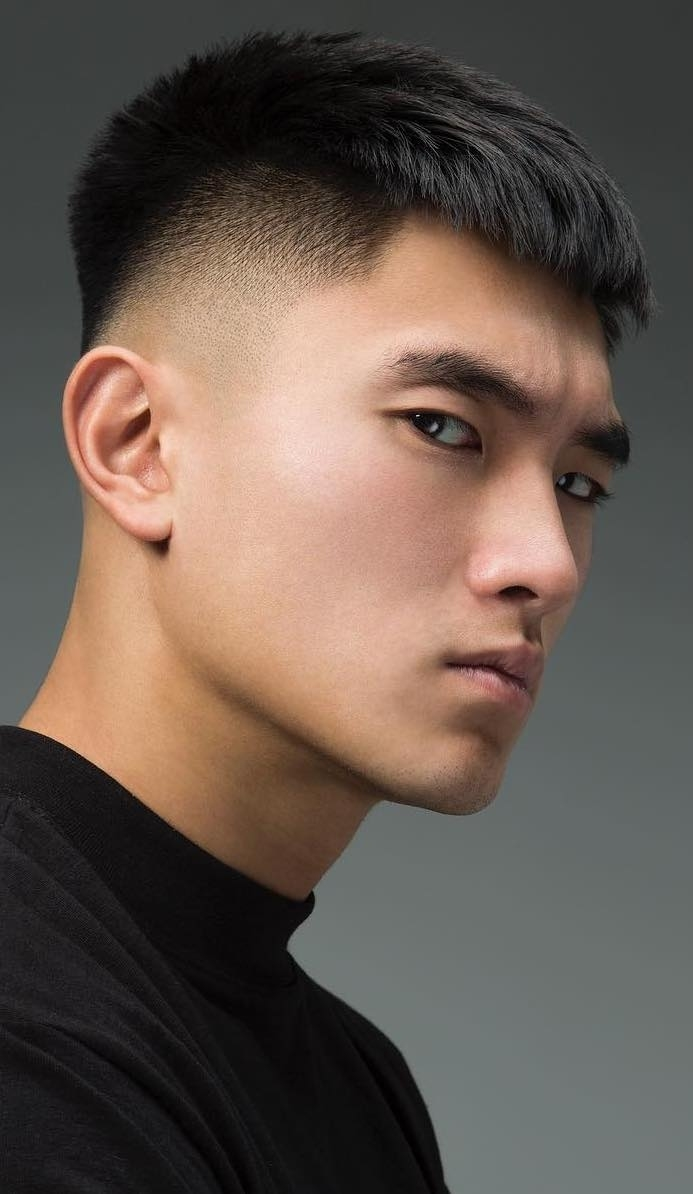 15 Popular And Edgy Asian Hairstyles For Men - Styleoholic in The most ideal Long Asian Hairstyles For Guys