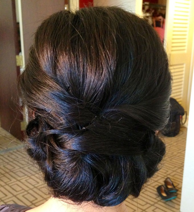16 Fascinating Asian Hairstyles In 2019 | Bridal Hair And Makeup pertaining to Asian Wedding Updo Hairstyles