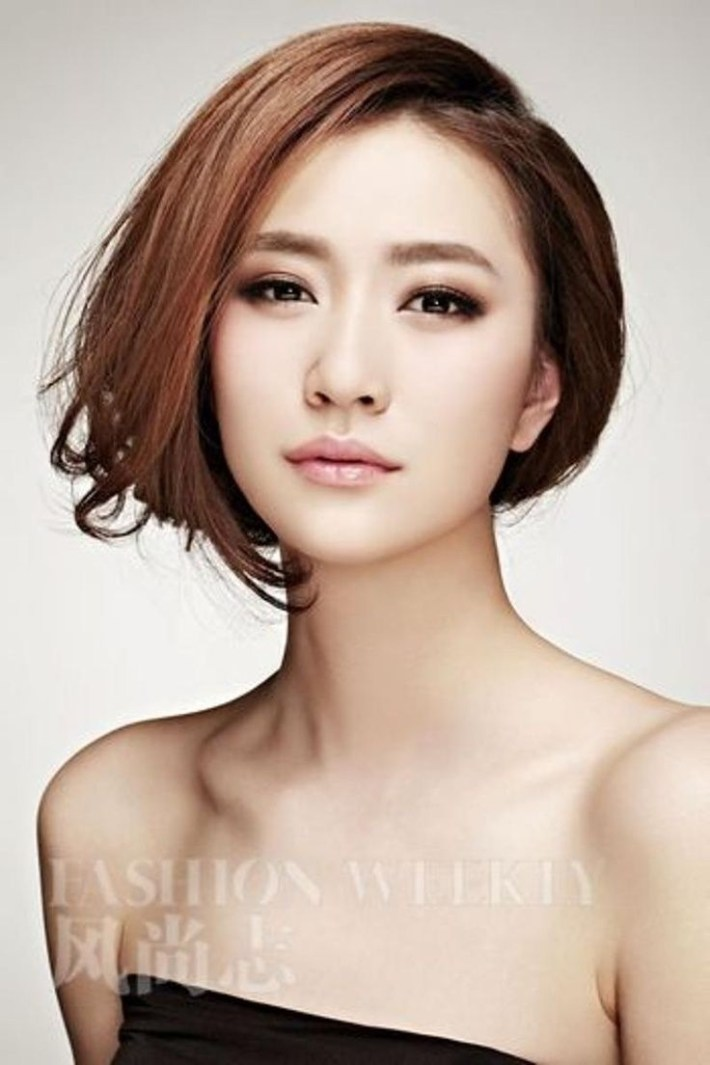 20 Charming Short Asian Hairstyles For 2019   My Style   Asian Eye regarding Asian Hairstyles With Side Bangs