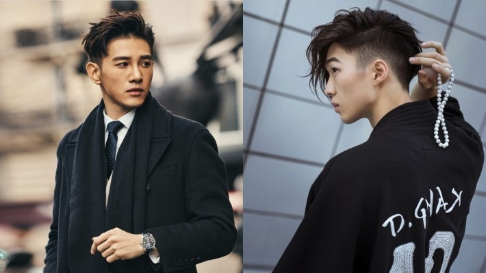 25 Asian Men Hairstyles- Style Up With The Avid Variety Of in Asian Hairstyles Men