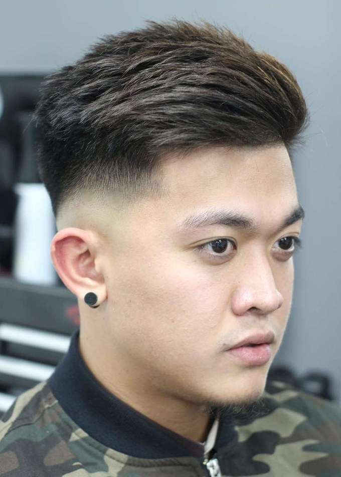 25 Asian Men Hairstyles- Style Up With The Avid Variety Of in Superb Asian Short Hairstyles 2019