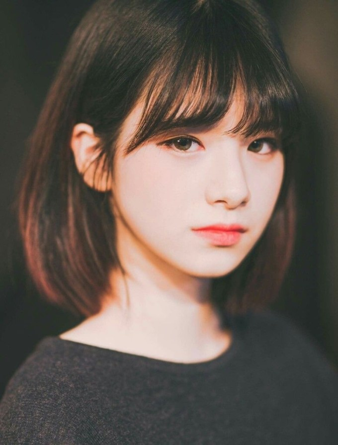 28+ Albums Of Short Hair With Bangs Asian | Explore Thousands Of New with Asian Short Hair With Bangs