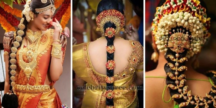 30 Best Indian Bridal Hairstyles Trending This Wedding Season inside Bridal Hairstyle In Indian Style