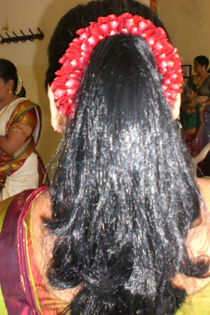 32 Lovely Hairstyle For Indian Wedding – Wedding Hairstyle for Bridal Hairstyles For Long Hair South Indian