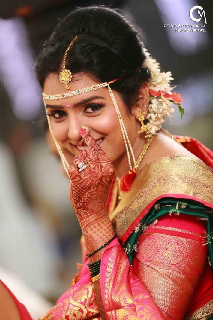 53 Marathi Wedding Bridal Hairstyle within Bridal Hairstyle Indian Marathi Style