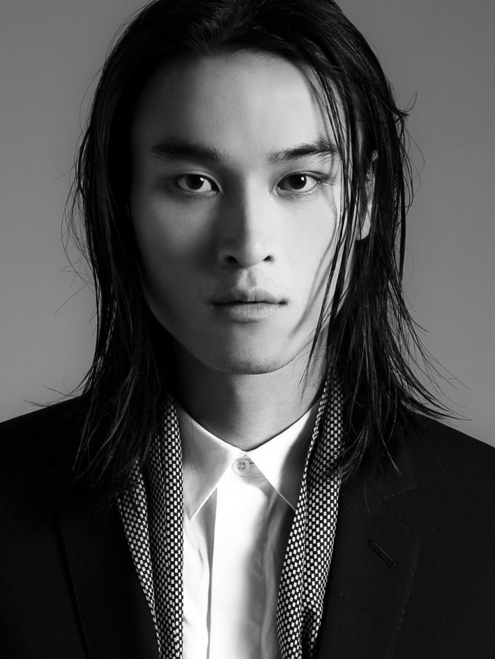 Asian Guys With Long Hair   Character Inspiration In 2019   Asian for The most ideal Long Asian Hairstyles For Guys