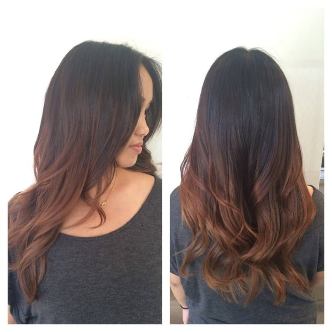 Asian Hair With Caramel Highlights | Hair Color Ideas And Styles For with regard to Asian Hair With Caramel Highlights