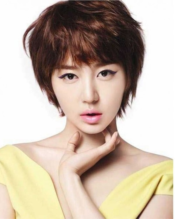 Asian Short Hairstyles - Hairstyles with Superb Asian Short Hairstyles 2019