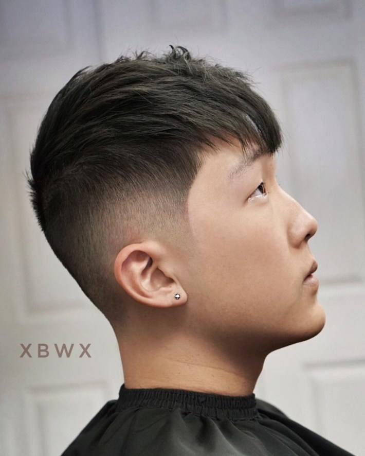 Best Hairstyles For Asian Men for Asian Hairstyles Teenage Guys