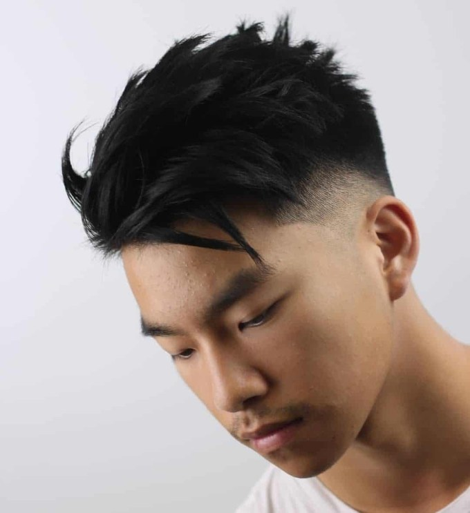 Best Hairstyles For Asian Men inside Cool Hairstyles For Asian Guys