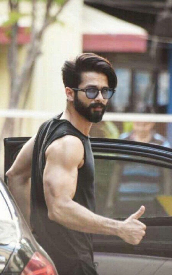 Cool Hero | Shahid Kapoor❤ In 2019 | Bollywood Hairstyles, Beard with regard to Celebrity Hairstyles Male Indian