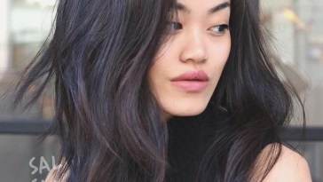 Haircuts For Long Thick Asian Hair Elegant Stunning Most Beneficial inside Superb Asian Hairstyles Thick Hair