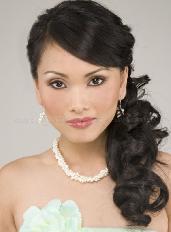 Hairstyles For Asian Weddings – Black Hair Collection   The Wedding in Asian Wedding Hairstyles For Long Hair