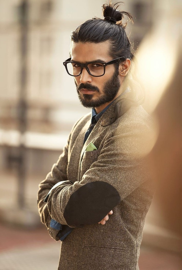 Indian Model Nitin Chauhan #handsome #hot #sexy #celebrity #hunk inside Celebrity Hairstyles Male Indian