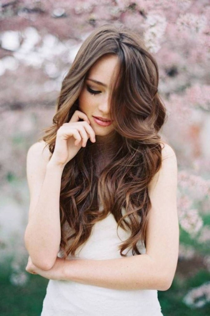 Long Curly Hair / Loose Curls   Hair Styles/ Tips N Tricks In 2019 throughout Top-drawer Asian Long Curly Hairstyles