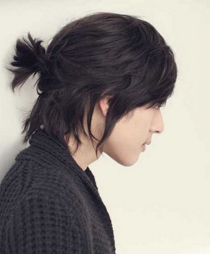 Long Hairstyles For Asian Men Nvcoj52Hj | Inspiration, | Asian Men throughout The best Asian Ponytail Hairstyles Male