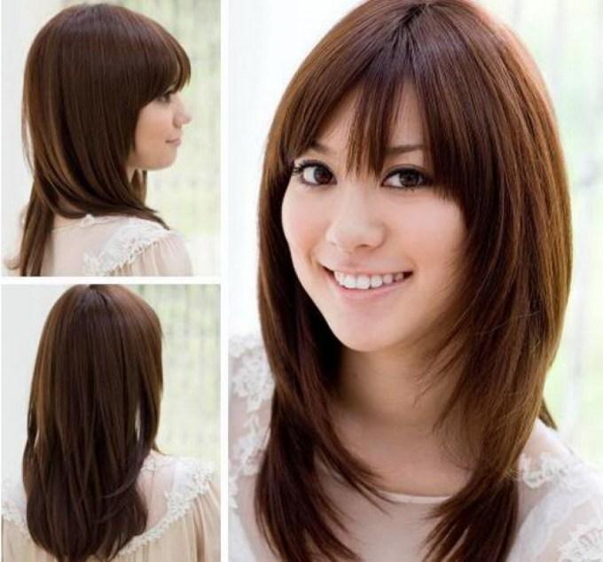 Medium Haircut Asian – Gallery Hairstyle Ideas Regarding Asian within Asian Womens Hairstyles Long Length