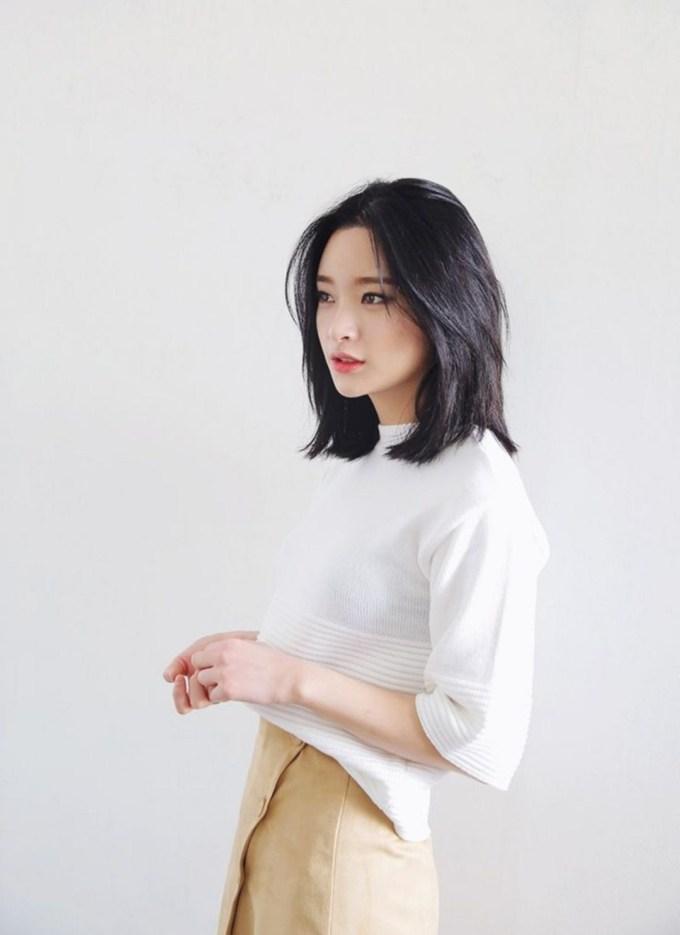 Pin By Becky Kwan On Haircut In 2019   Korean Short Hair, Hair Cuts for Asian Hairstyles Short Hair