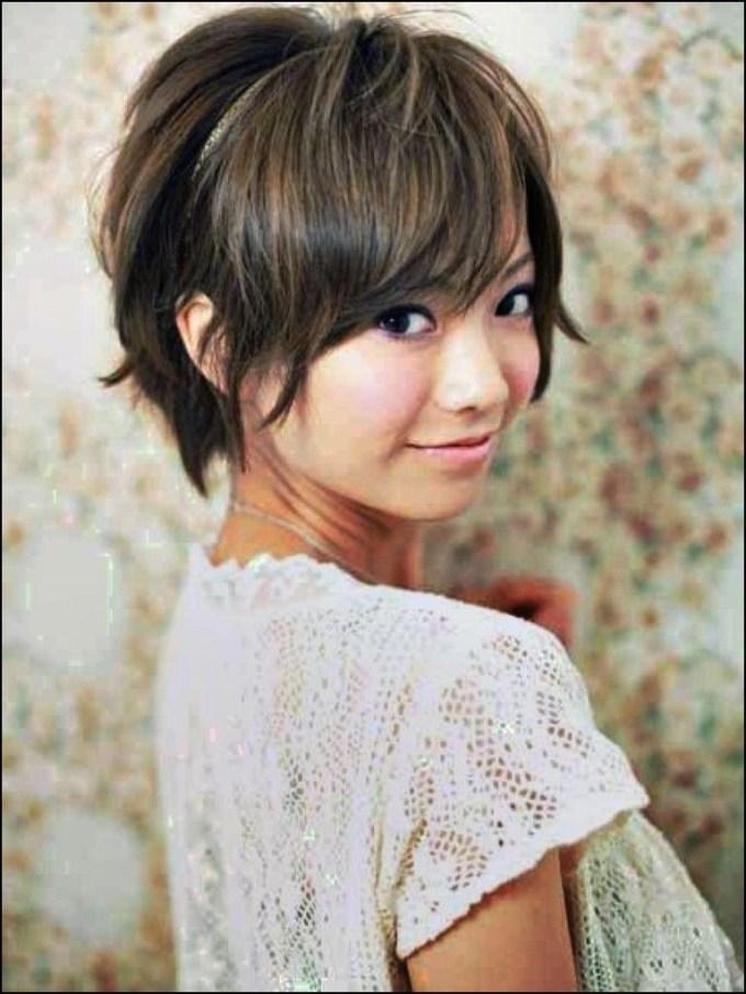 Short Haircut For Asian Women | Hair Long Beautiful Hair | Asian for Very best Asian Short Hair With Bangs