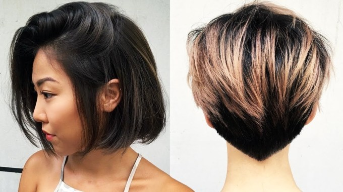 Short Haircuts For Asian Women | Short Asian Hairstyles For Women intended for Very best Asian Short Hair With Bangs