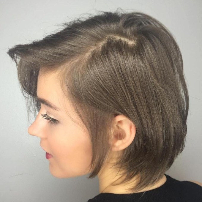 Short Thin Hair Over 50 Tags : Short Thin Hair African Cornrows For for Superb Asian Short Hairstyles For Fine Hair