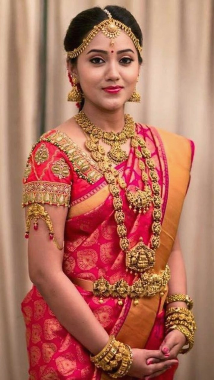 South Indian Bridaltyles For Long Hair Reception Wedding Short with Bridal Hairstyles For Long Hair South Indian