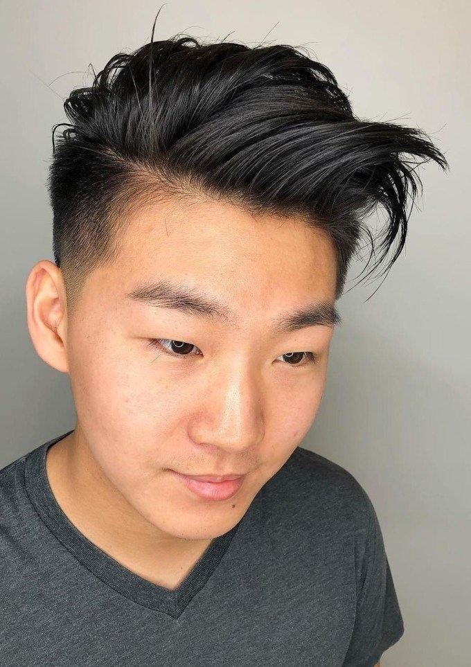 Top 30 Trendy Asian Men Hairstyles 2019 | Asian Men Hairstyle for Cool Hairstyles For Asian Guys