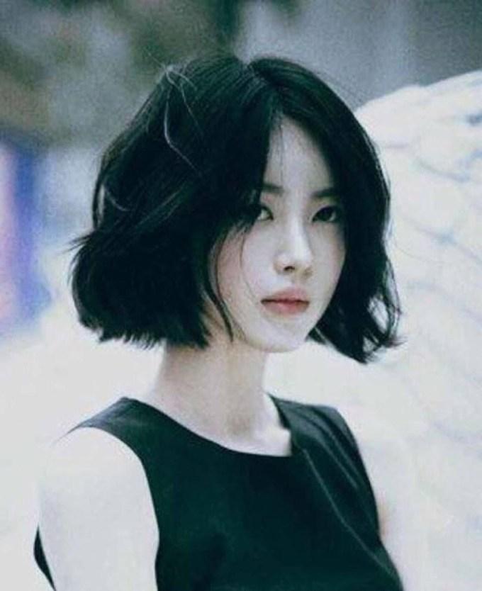 Top Short Hairstyle Korean | New Style In 2019 | Korean Haircut inside Asian Short Hair With Bangs