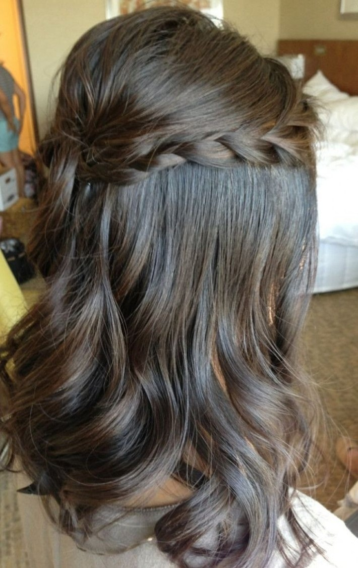 Wedding Hairstyles Asian Half Up | Dec 16 | Bridal Hairstyles With pertaining to The greatest Asian Half Up Hairstyles