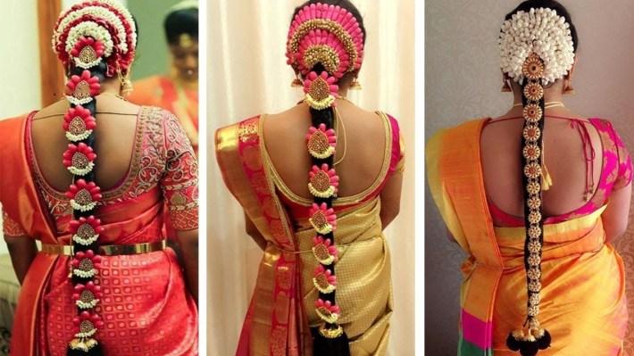 Women Hairstyle : Indian Bridal Hairstyles Wedding Step By Hindu throughout Bridal Hairstyle Indian Wedding