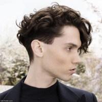 Feminine Hairstyles On Men