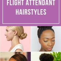 Bob Hairstyles For Flight Attendants