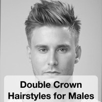 Haircuts For Men With Double Cowlick