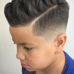 How To Cut Boys Hair + Layering & Blending Guides for How To Fade Boys Hair