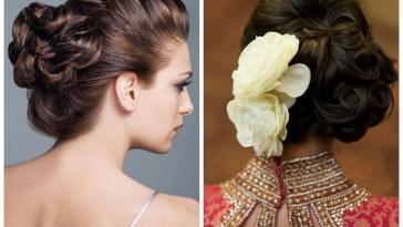 Indian Wedding Hairstyles For Short Hair - Google Search with Indian Wedding Party Hairstyles For Medium Length Hair