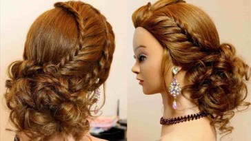 New Simple Indian Hairstyle For Girls Step By Step   Hair throughout Simple Indian Hairstyle Step By Step
