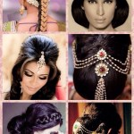 Pin On Indian Jewelry for Indian Hairstyles With Accessories