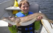 "42"" northern pike"