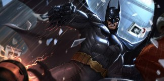 Hero Batman AOV.