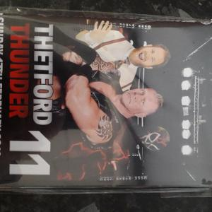 Thetford Thunder 11 DVD Front Cover