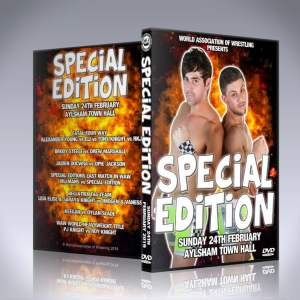 Special Edition Farewell DVD