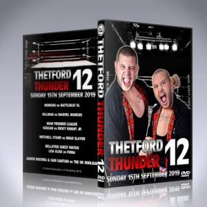 Thetford Thunder 12 DVD