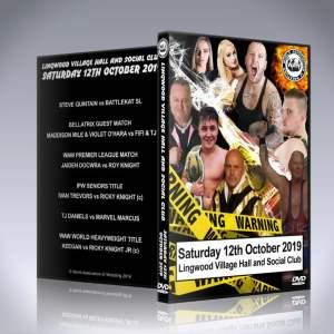 WAW Lingwood 12/10/19 DVD