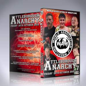 Attleborough Anarchy 7 DVD