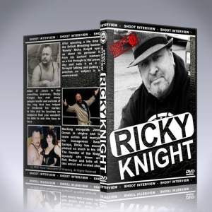 Ricky Knight Shoot Interview DVD