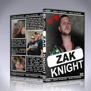 Zak Knight Shoot Interview DVD