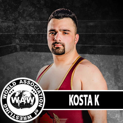Kosta K WAW Roster Photo